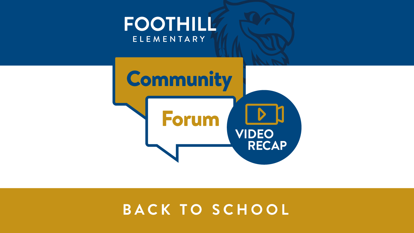 Foothill-Community-Forum-Recap