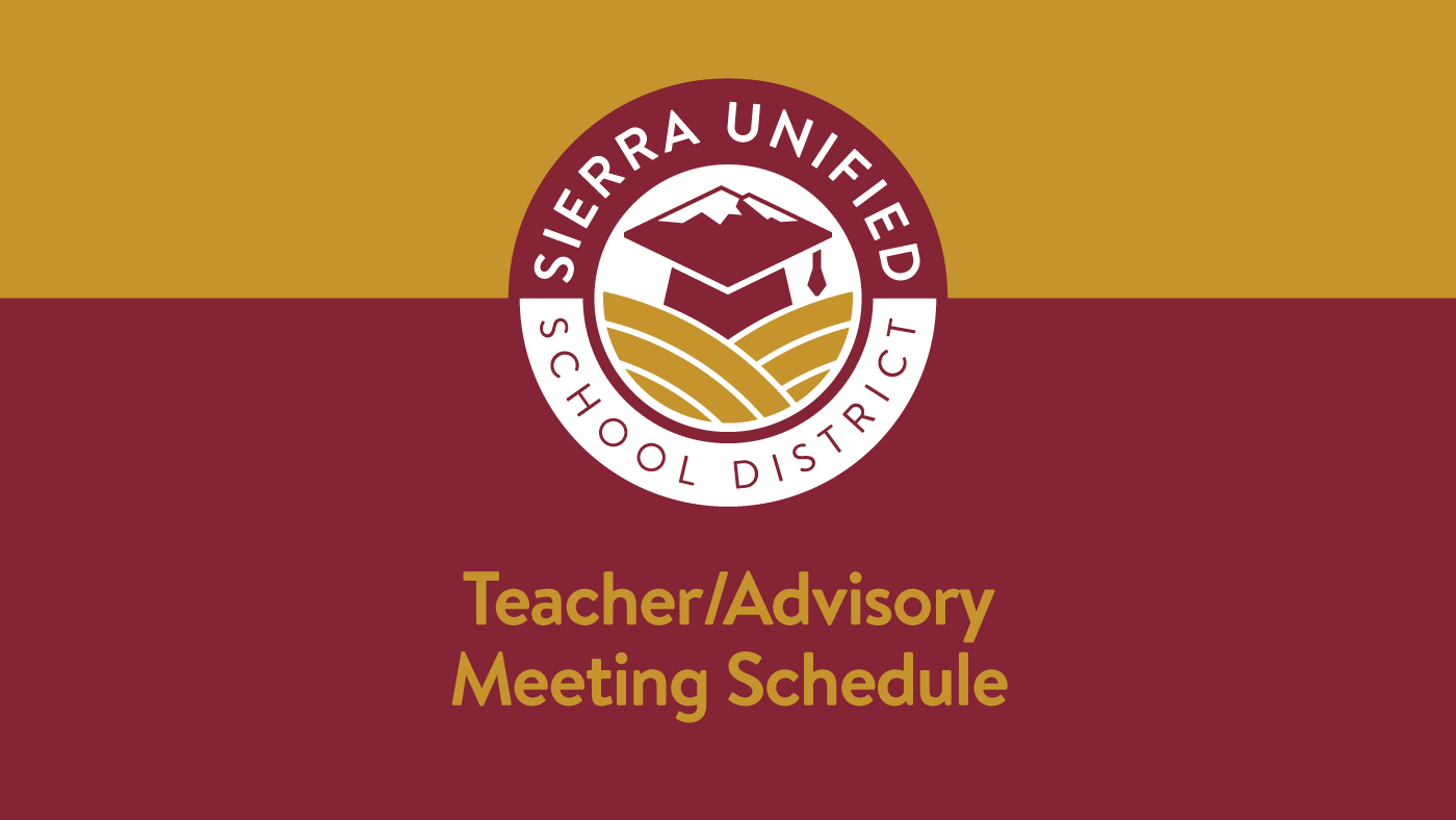 teacher-advisory-meeting-schedule