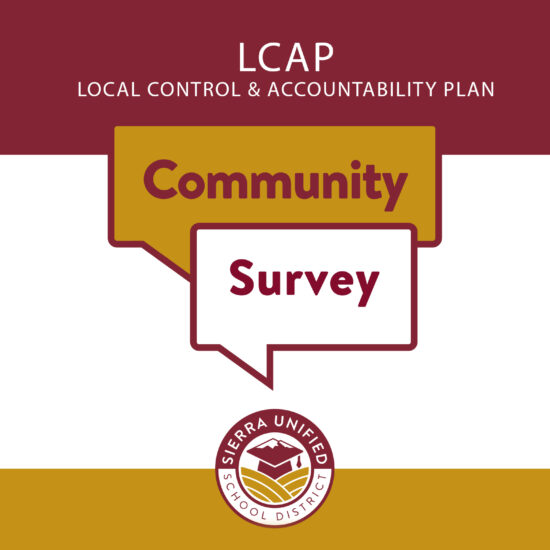 SUSD LCAP Community Survey Closes April 25 at 8:00 p.m.