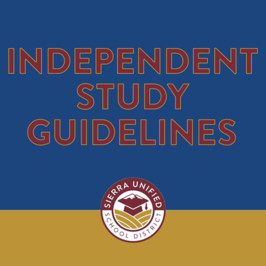 Independent Study Guidelines