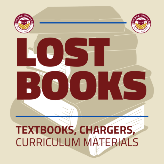 Call to Return Last Year's Textbooks and Curriculum Materials